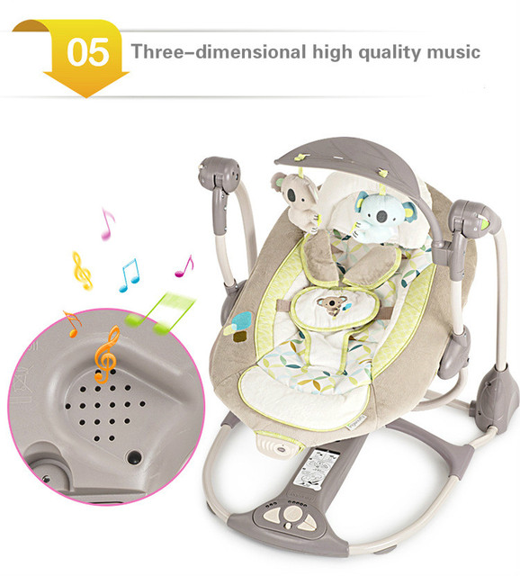 Baby Swings Gliders  Foldable Automatic Swing