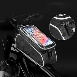 Image 4 - Custodia per cellulare con supporto per telefono cellulare, custodia impermeabile per iphone 11 Pro XR Samsung S10 S9 Plus