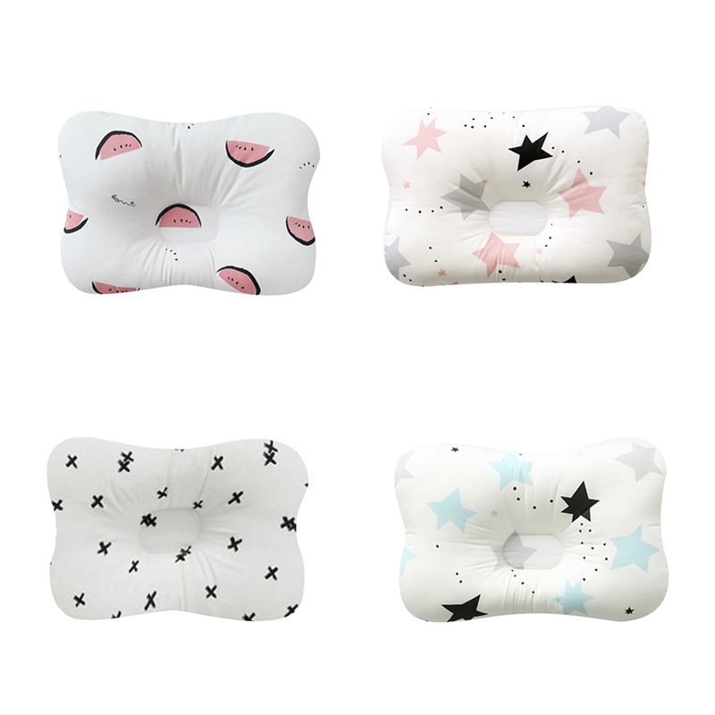 2020 Newborn Sleep Positioner Support Pillow New Toddler Baby Infant Cushion Prevent Flat Head Baby Pillow