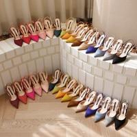 Женские туфли-лодочки на высоком каблуке 1
