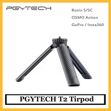Tripod Osmo-Pocket Tirpod-Accessories PGYTECH Camera Adjustable-Holder Gopro for Sports