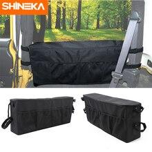 Shineka Opbergen Opruimen Voor Jeep Wrangler Tj Kofferbak Side Opbergzakken Organizer Accessoires Voor Jeep Wrangler Tj 1997 2006