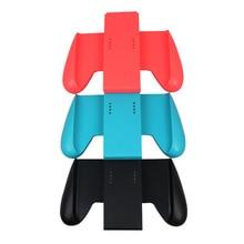 Рукоятка, используемая для левого и правого переключателя Joy Con, пластиковый держатель для рукоятки, держатель для переключателя, кронштейн Joy Con