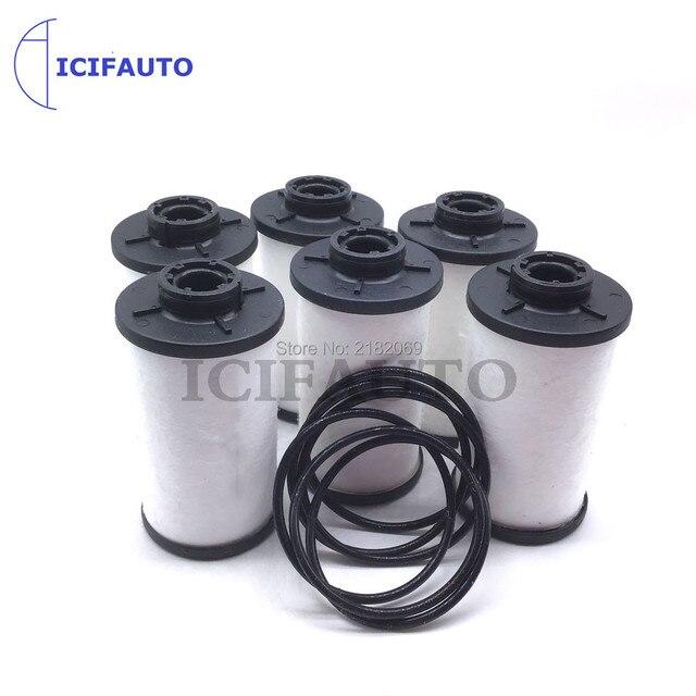 02E398051 For VW Audi 1.8L 2.0L 2.5L Automatic DSG Transmission Filter Kit Dual Clutch 02E305051C /  02E305051B / 02E 305 051C