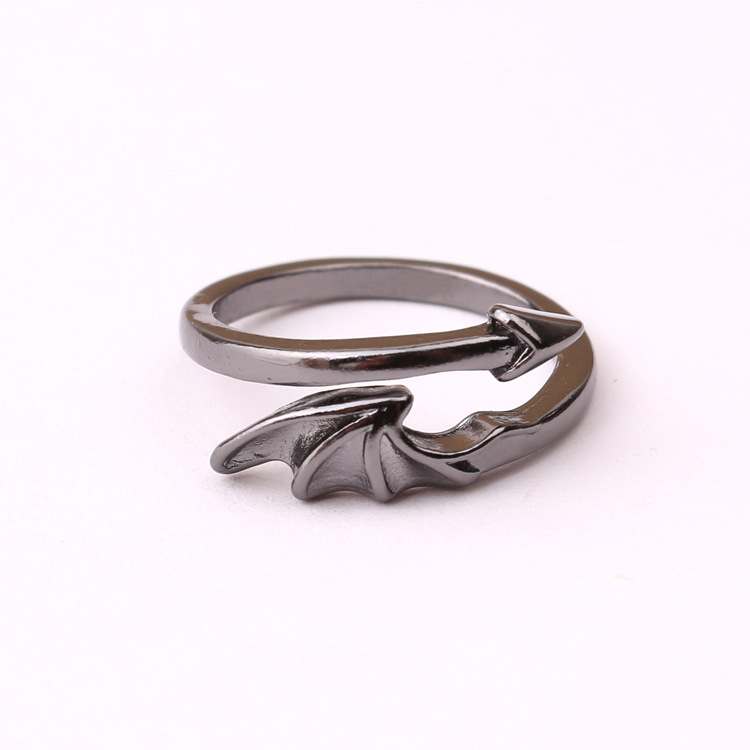 Devil Wing Wrap Ring