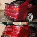 Спойлер для багажника Lexus IS IS250 IS300 IS350 2007-2013  спойлер на заднее лобовое стекло из углеродного волокна/FRP