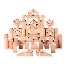 100 шт блоки из бочки буковой древесины шишка бревна Детские
