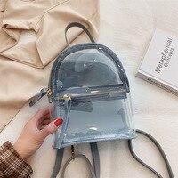 New Transparent Backpack