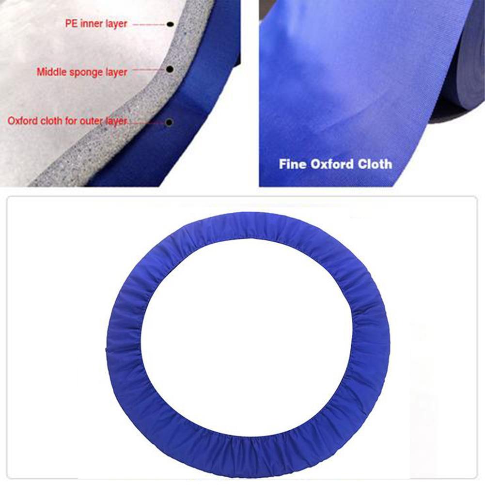 oxford fácil instalação trampolim capa protetor com resistente