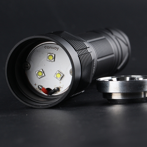 Image 5 - שיירת S12 פנס עם luminus sst20,nichia 219C, LH351D