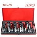 Новый Прочный инструмент для ремонта резьбы Helicoil Rethread Repair Kit набор инструментов для гаражной мастерской Профессиональный инструмент для ре...
