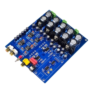 Image 5 - Chip Dual Ak4396Vf + Ak4113 Dac decodificador soporte de fibra Coaxial tablero de decodificación Diy para amplificadores de potencia altavoces