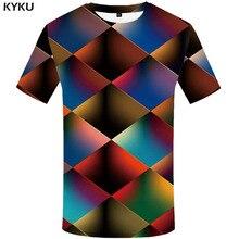 3d Tshirt Rubik'S Cube T-shirt Men Tetris Tshirt Printed Russia Funny T shirts Geometric Tshirts Casual Colorful Anime Clothes цена