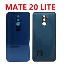 For Huawei Mate 20 Lite Housing Battery Back Cover Case Rear Door for SNE-AL00 SNE-LX1 SNE-LX2 LX3