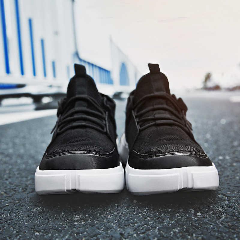 Zapatillas de correr Unisex de fondo suave, ligeras, de alta calidad, originales, zapatillas de deporte para mujer, calzado para Hombre, calzado para deportes al aire libre, atletismo, Hombre