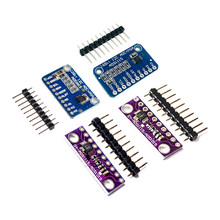 16-битный I2C ADS1115 ADS1015 модуль ADC 4-канальный с усилителем усиления Pro 2,0 в до 5,5 В для Arduino RPi
