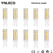 10pc G9 LED Lamp 220V 230V 240V 5W LED G