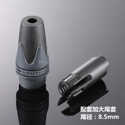 BXX-14 For NEUTRIK Three Core XLR Cannon Plug NC3MXX NC3FXX Series Matching More Than 8.5mm Large-diameter Clip Tail Sleeve