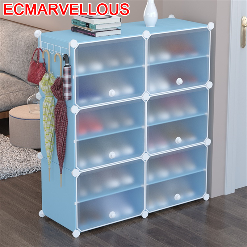 Meble Kast Organizador De Zapato Storage font b Closet b font Minimalist Moveis Para Casa Cabinet