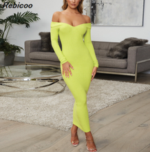 European and American women's 2019 explosion models autumn bag hip V-neck long-sleeved dress autumn and winter dress 2019 autumn new european and american women s personality stitching ruffled long sleeved round neck slim bag hip dress