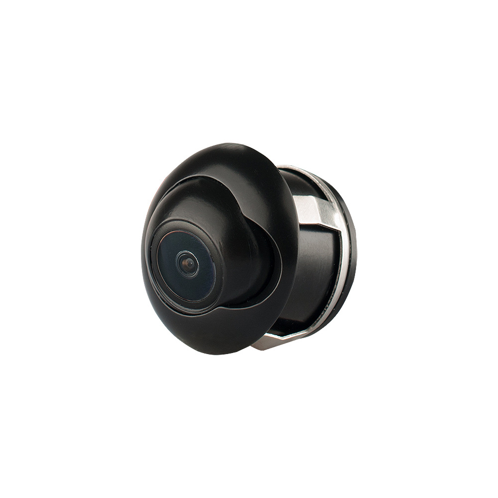 Rear View Car Mounted Blind Area Webcam High-definition Waterproof Webcam Punched Radar Factory Direct Selling