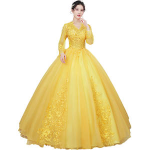 Ball-Gown Quinceaner...