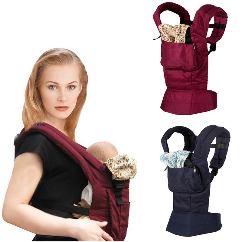 Kidlove 3 In 1 Multifunctional Four Seasons Cotton Universal Baby Backpack Carriers For Carrying Baby