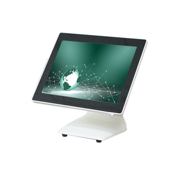 ComPOSxb POS system hot sales white touch screen POS machine for supermarket retailers 15 inch POS terminal