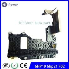6HP19 6hp21 F02 انتقال موصل وحدة TCU TCM 5WK750010AA ل Bmw 7serirs 730Li 740Li 750Li