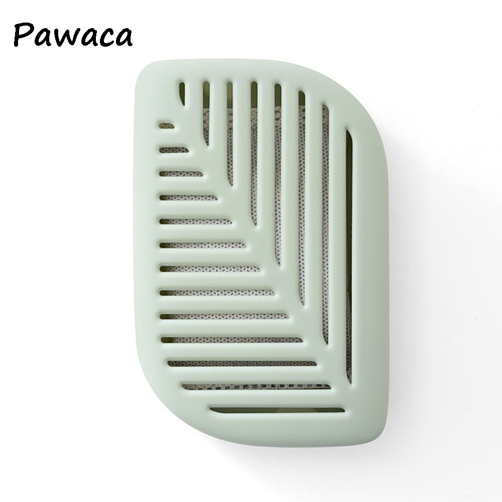 Leaf Shape Activated Charcoal Air Purifier Refrigerator Box Purifier Charcoal Deodorizer Absorber Freshener Eliminate Odors