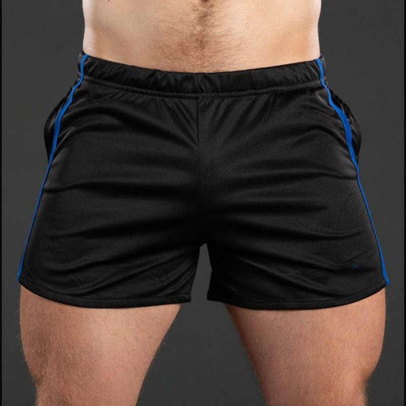 Mens Summer New Fitness Shorts Fashion Compression Fast Drying Gyms Bodybuilding Joggers Shorts Beach Shorts Men Sweatpants