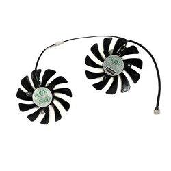 Geforce gtx 1080 Ti AMP Edition GPU chłodnica VGA dla kart graficznych ZOTAC ZT P10810D 10P gtx1080ti jako zamiennik w Wentylatory i chłodzenie od Komputer i biuro na