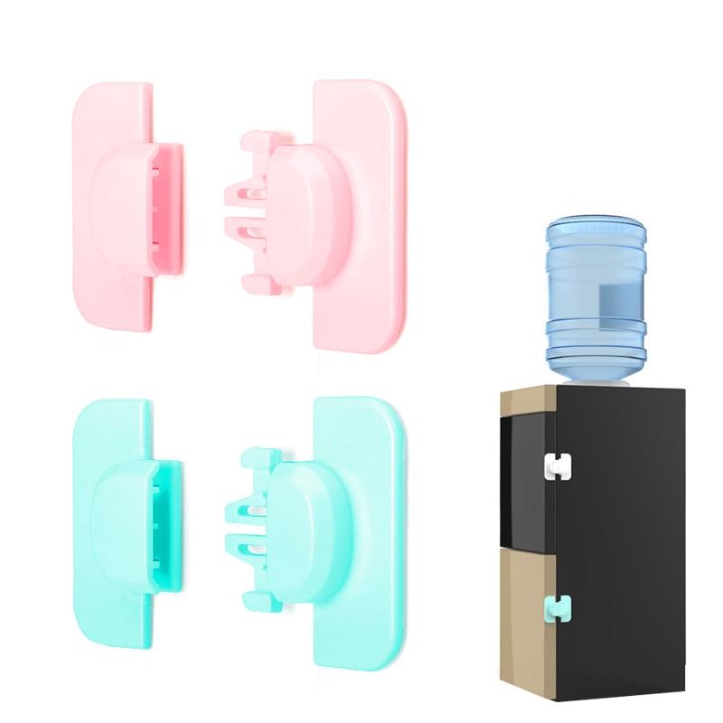 Home Refrigerator Fridge Freezer Door Lock For Children Safety Child Lock Protect Kids Solid Cabinet Locks