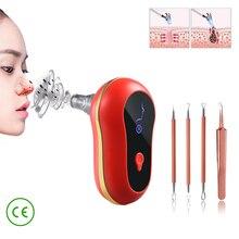 Tweezer Acne-Pimple-Remover Vacuum-Cleaner Acne-Needles Cleaner-Portable Mini