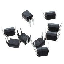 10 PCS 4 DIP Optocoupler IC 817C el817 el817c dip 4