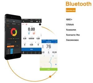 Image 3 - Heart Rate Monitor Bluetooth Polar Gar min Ant+ Heart Rate Chest Strap Monitor Cardiaco with Runtastic Strava Endomondo Wahoo