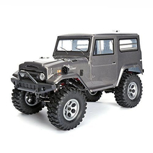 New High Quality HSP RGT Racing RC Car 1/10 Electric 4WD Off Road Vehicle Rock Crawler Cruiser Remote 136100