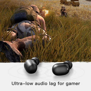 Image 5 - Haylou Gt1 Tws אמיתי אלחוטי Bluetooth אוזניות טביעת אצבע מגע HD סטריאו הפחתת רעש אוזניות