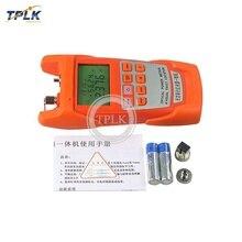 цена на hot sale Fiber Optical AUA-9AC 10mw opm Power Meter Optic Cable Tester Visual Fault Locator