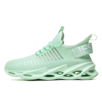 G116 Green-Couples Sneakers Casual Breathable Comfortable Sport Running Shoes