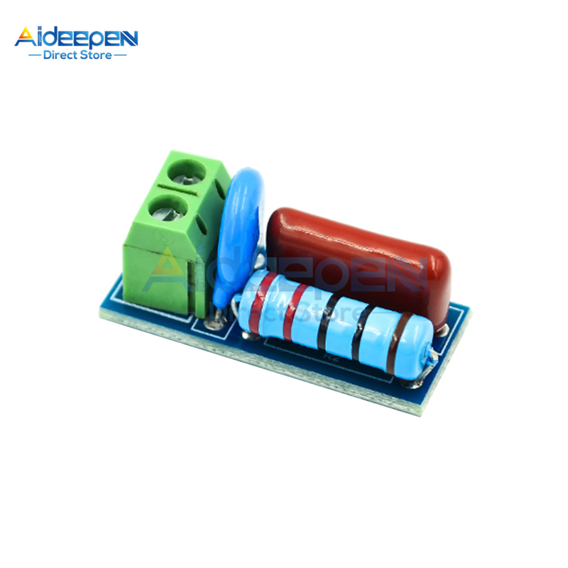 AC//DC 5V-400V Snubber Board Relay Contact Protection Absorption Circuit Module