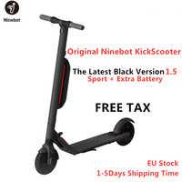 2019The nuevo Ninebot KickScooter ES4/ES2 inteligente eléctrico Scooter versión 1,5 plegable ligero hoverboard skate tabla larga de la UE stock