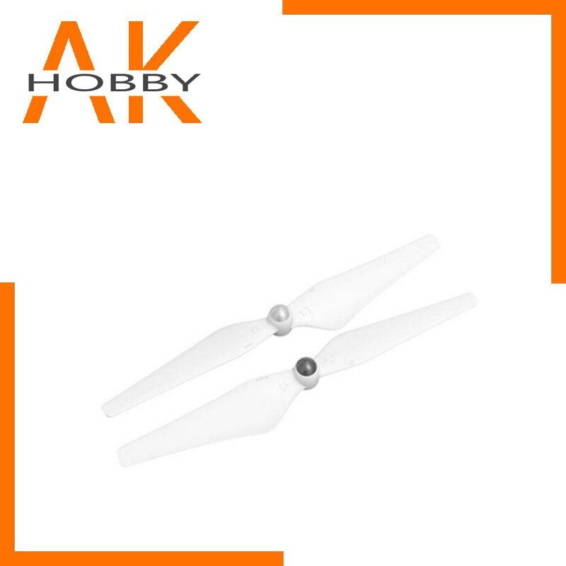 2 Pairs DJI Genuine Plastic 9450 Self-tightening Propellers for Phantom 3 serial drones