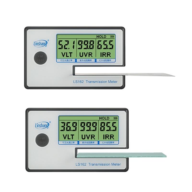 Window film tint Meter  machine Transmission   VLT IR Rejection Tester ship usa