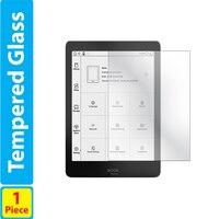 9H Gehärtetem Glas LCD Schild Film Screen Protector für BOOX Nova Pro 7 8 ''7 8 inch e-Reader tablet Zubehör