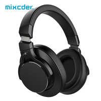 Mixcder E8 Wireless Bluetooth Headphones With Mic Handsfree Over Ear Headset For Android IOS Active Noise Cancelling Headphones