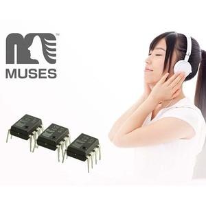 MUSES02 MUSES01 MUSES8820 8820 DIP8 Окончательный двойной оп-усилитель для HiFi усилителя