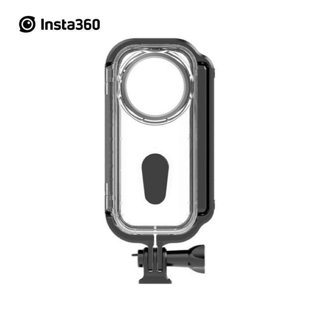 New Version Original Insta360 ONE X Venture Case 5m Diving Waterproof Housing Shell Protective Case for Insta360 Accessories