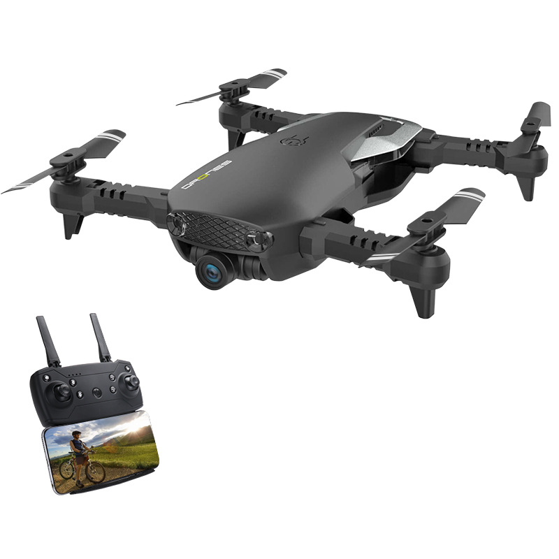 New Style 4K Unmanned Aerial Vehicle Optical Flow Fixed-Point High-definition Aerial Photography Folding Telecontrolled Toy Airc
