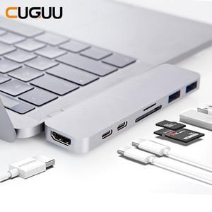 USB HUB Type C to Multi 9 in 1
